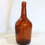 Brown Glass Bottle #5008