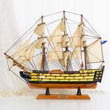 Model Boat H.M.S Bounty #3410