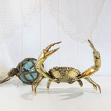 Large Brass Crab #3010