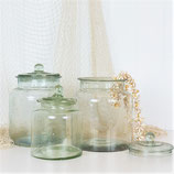 Glass Jar with Lid #3096
