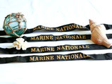 French Navy Cap Ribbons