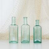 Set of Medicine Bottles #3581