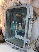 Porthole Mirror Cabinet #4066