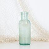 Green Glass Bottle #3329