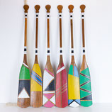Single Painted Paddle