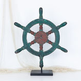 Ship's Wheel on Stand #3145