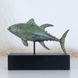 Brass Tuna Fish #3019 A