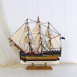 Model Boat H.M.S Endeavour #3408