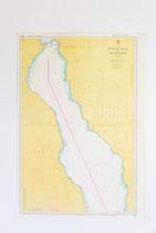 Gulf of Suez, Newport Rock to Ras Sheratib