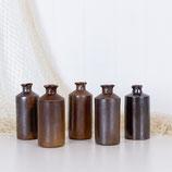 Stoneware Bottle #2843