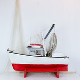 Handcrafted Trawler Model #2888