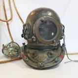 Authentic Japanese Dive Helmet