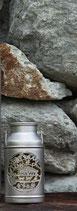 Milchkanne Alphüsli klein, silber 10x10x17cm