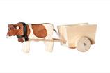 Ochsenwagen mit Ochse