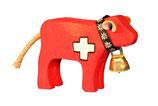 Swiss Kalb mit Glocke