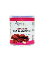 Bio gebrannte Mandeln 125 g