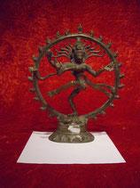 Shiva tanzend im Feuerkreis, 29 cm