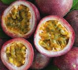 Natürliche Passionsfrucht