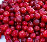 Natürliche Cranberry