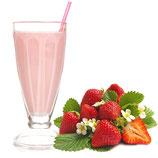 Milchshake Erdbeere