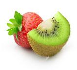 Kiwi-Erdbeer