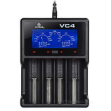 XTAR VC4 Ladegerät