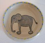Kinderteller Elefant