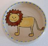 Kinderteller Löwe