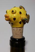 Zapfentier Kugelfisch