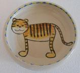 Kinderteller Tiger
