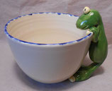 Tasse mit Tierhenkel Frosch
