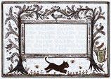 Etiq. digitales vierges - planche III - for the Cat's lovers et c'est tout