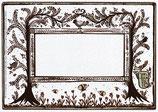 Etiquettes digitales vierges -planche IV - ...ben des Fleurs et des Fleurs Sinon Rien...