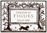 Etiquettes digitales texte personnalisable - planche III - for the Cat's lovers et c'est tout ! des fleurs
