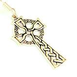 Pera Keltisches Kreuz Bronze 6,3 x 1,6 cm