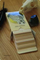 The Wooden Tarot Deck