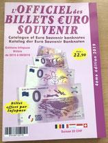 L'Officiel des billets Euro Souvenir 2019