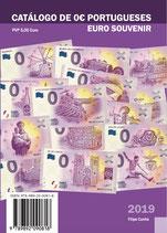 Catalogo de 0€ Portugueses Euro Souvenir 2019