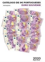 Catalogo de 0€ Portugueses Euro Souvenir 2020