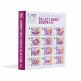 "Printed album for "" Euro Souvenir Notes "" vol. 3 (France / 2017)"