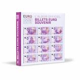 """Printed album for """" Euro Souvenir Notes """" vol. 2 (France / 2016) WITHOUT specimen"""
