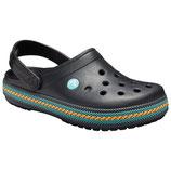 Crocs Crocband Sport Clog Zwart