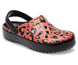 Crocs CrocBand Neo Leopard Clog
