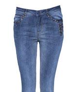 Rosner Jeans Antonia_146 74903/382 Sierstenen Denim Blauw