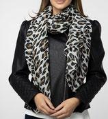 Supertrash Leopard Print Shawl