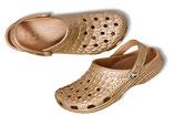 Limited Edition Crocs Classic CrocDay Clog Gold