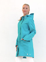 Nordic Weather Raincoat 140 Turquoise