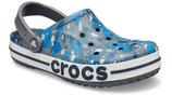 Crocs BayaBand Printed Clog Charcoal