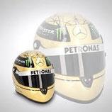 Michael Schumacher Spa 2011 schaal 1:2  Beperkt op voorraad