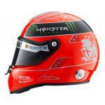 Prachtige Helm Michael Schumacher 2012 schaal 1:2!!!
